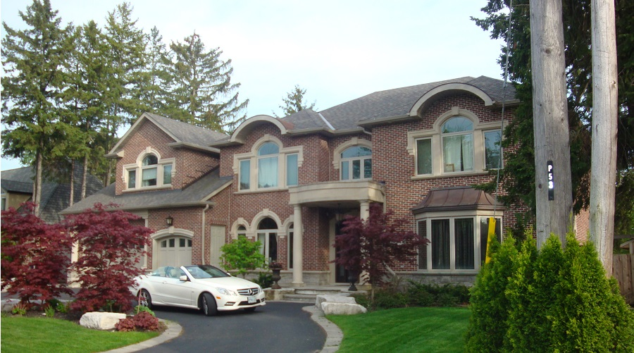 Cresmark Luxury Home